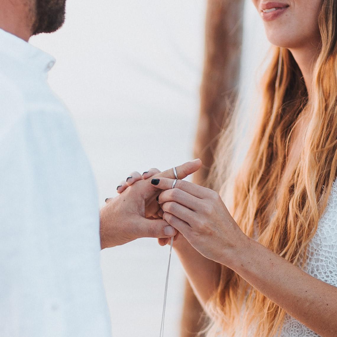 הפקת חתונה בים - מרפסת בטבע
