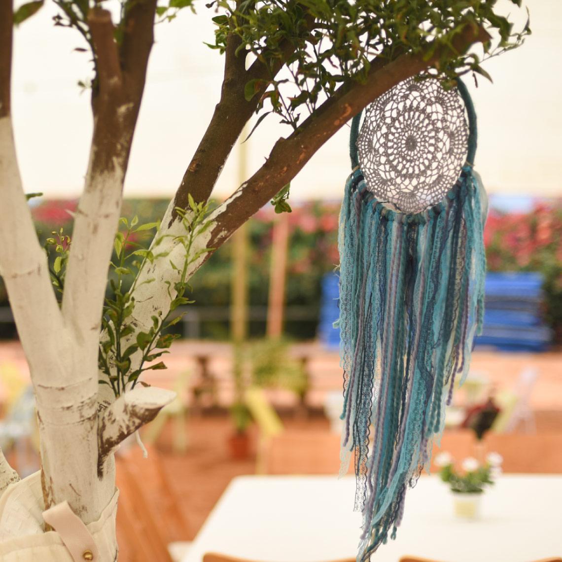 הפקת חתונה במדבר - מרפסת בטבע