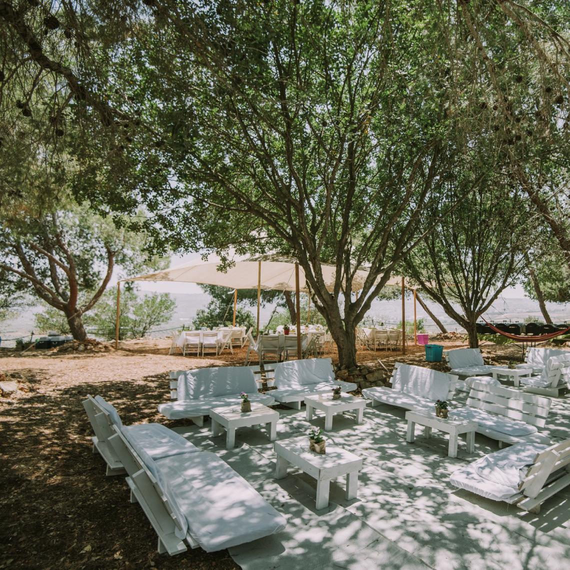 חתונה מיוחדת בטבע