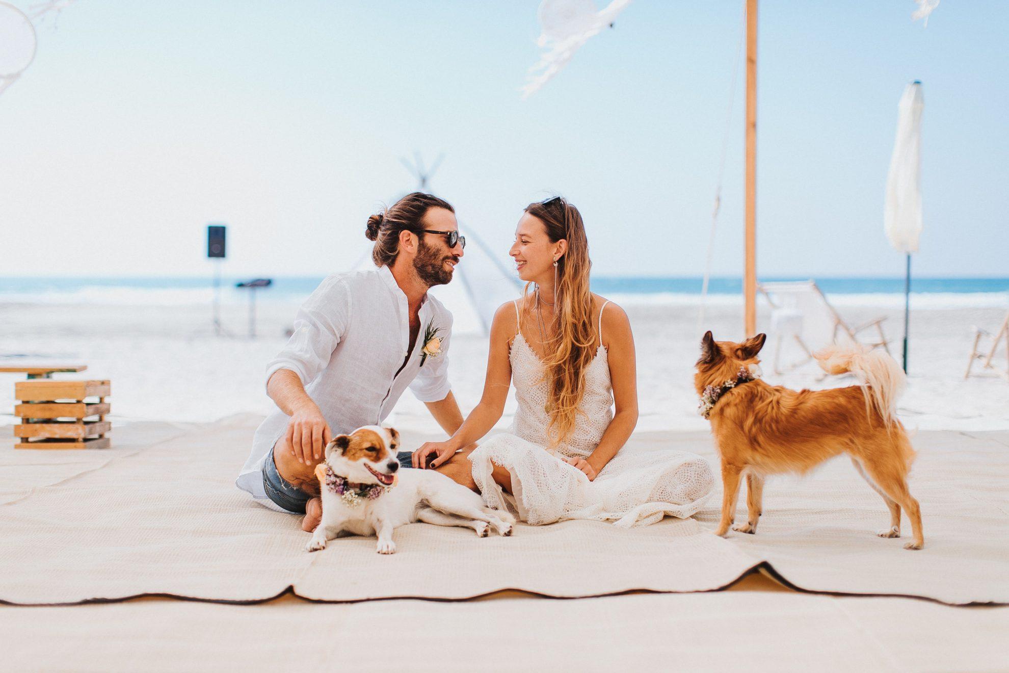 חתונה בים